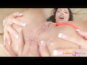 Luving real duo filmed having hookup