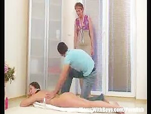 Lonely mummy Kendra Passion is seduced by one her son's buddies