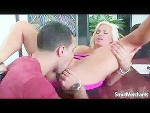 Horny piano teacher bangs her own keys