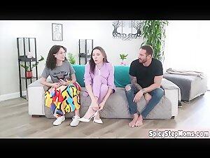 Amateur Milf anal action with facial cumshot