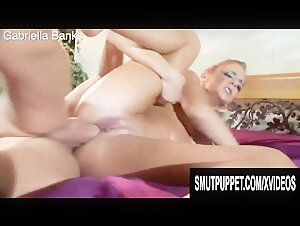 Blondy brit mother facial cumshot (funny audio)