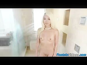Massive titty pink pucker mexican mummy