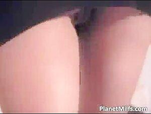 Bi-racial black man doing a milky bi-atch